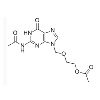 二bwin体育网址app阿昔洛韦 9-[(2-Acetoxyethoxy)methyl]-N2-acetylguanine