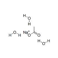 醋酸钠 Sodium acetate trihydrate